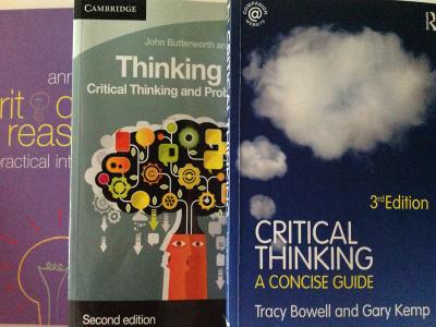 クリティカル・シンキング(批判的思考力)関連の推薦図書3選 & オックスフォード大学の無料公開講座