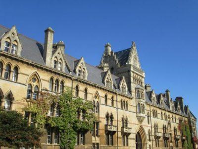 オックスフォード大学のカレッジ巡り