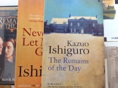 日系イギリス人 カズオ・イシグロ氏 ノーベル文学賞 2017 受賞の朗報に寄せて