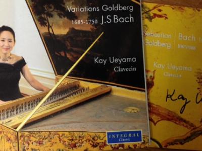 植山けい氏のチェンバロ演奏会(ケンブリッジ大学クイーンズ・カレッジにて)& 今後の演奏予定