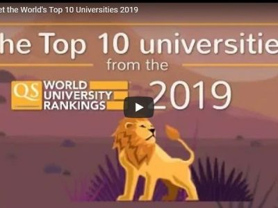 QS 世界大学ランキング 2019